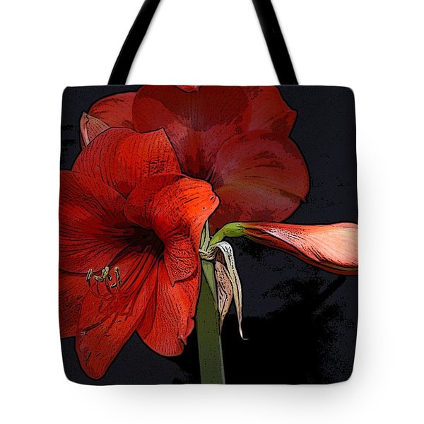 Flower Art02 Tote Bag