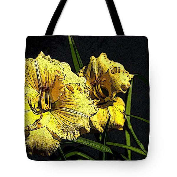 Flower Art03 Tote Bag