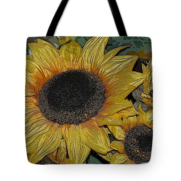 Flower Art04 Tote Bag
