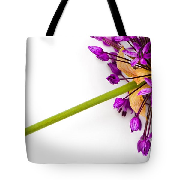 Flower At Rest Tote Bag