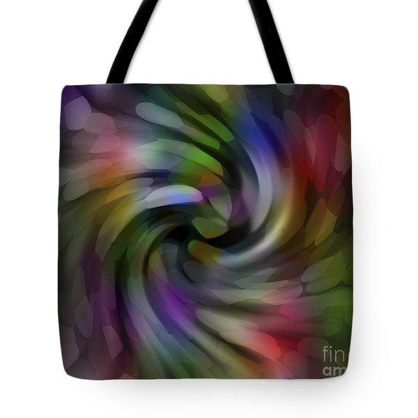 Flower Car Tote Bag