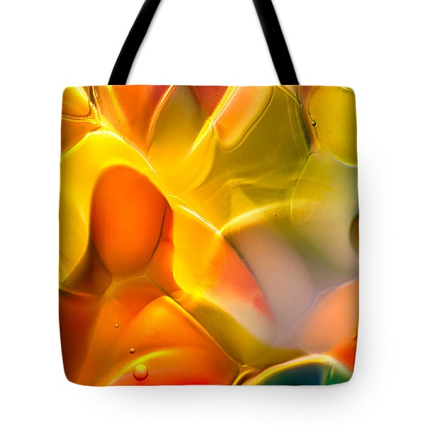 Flower Child Tote Bag by Omaste Witkowski