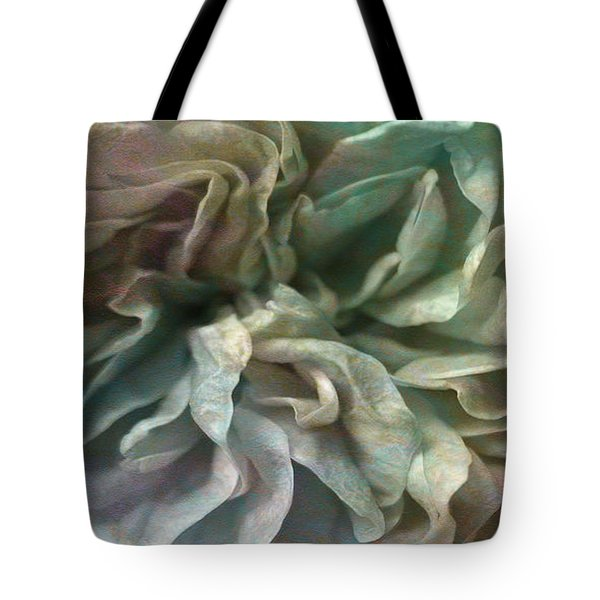 Flower Dance - Abstract Art Tote Bag by Jaison Cianelli