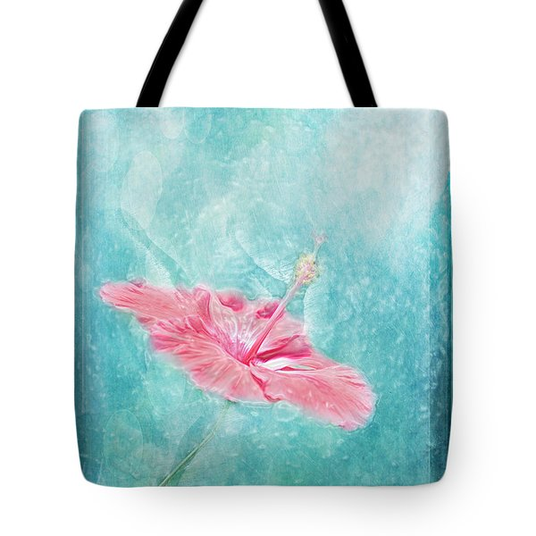Flower Dancer Tote Bag