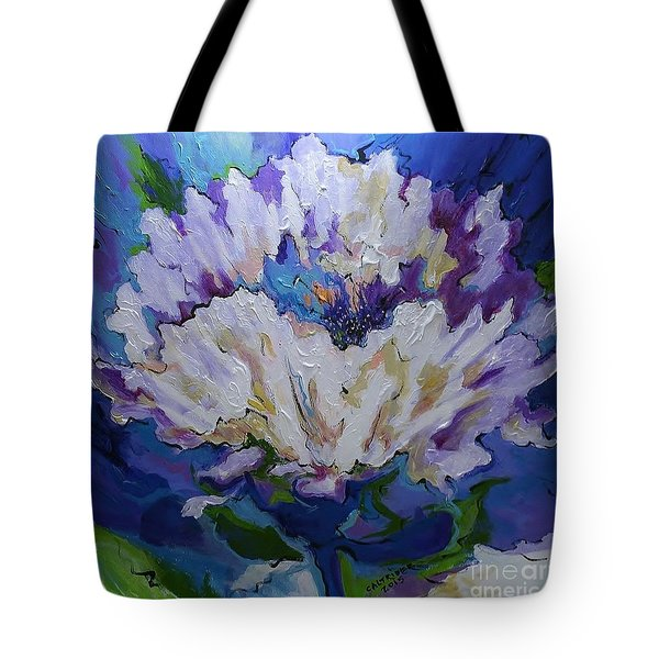 Flower For A Friend Tote Bag