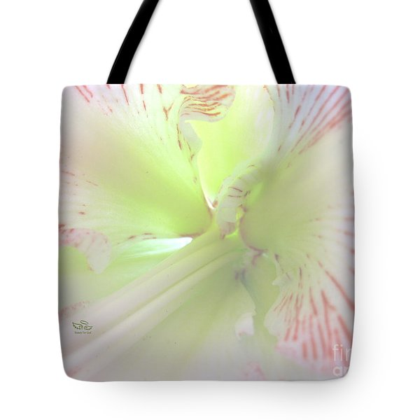 Flower Of Light Tote Bag