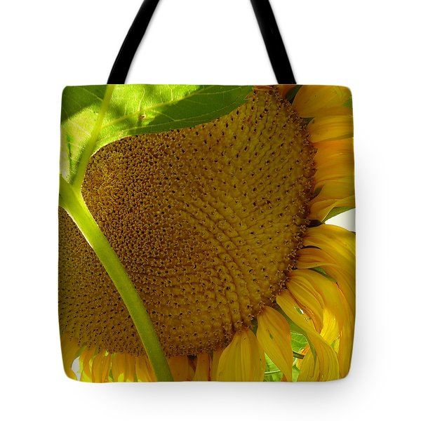 Flower Of The Sun Tote Bag