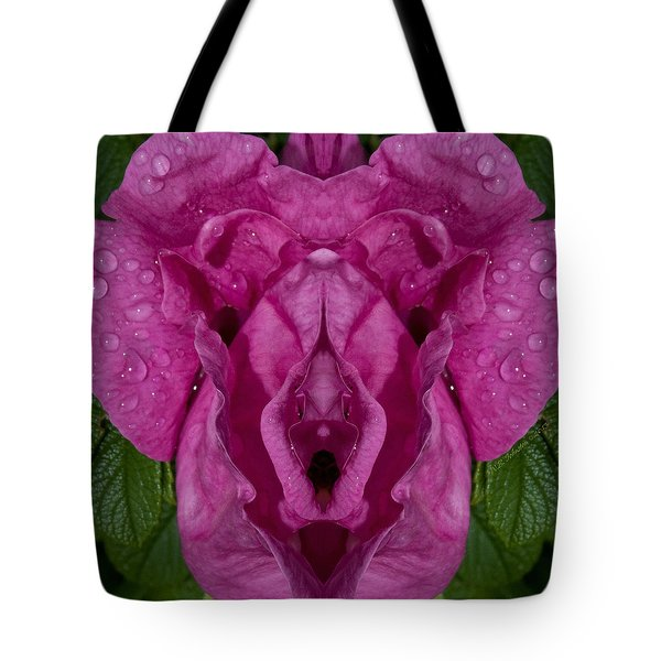Tote Bag featuring the photograph Flower Of Venus 2 by WB Johnston