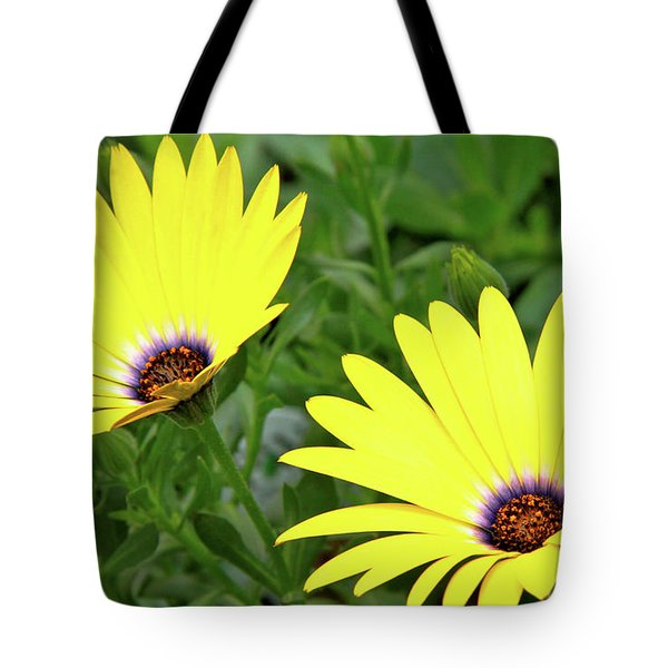 Flower Power Tote Bag by Ed  Riche