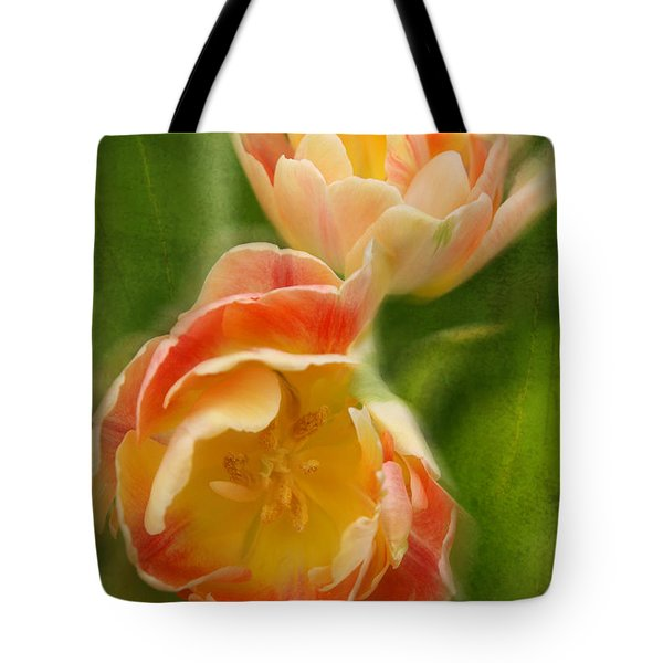 Flower Power Revisited Tote Bag