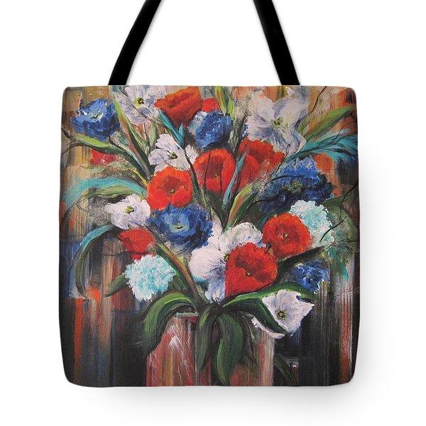 Flower Pride Tote Bag