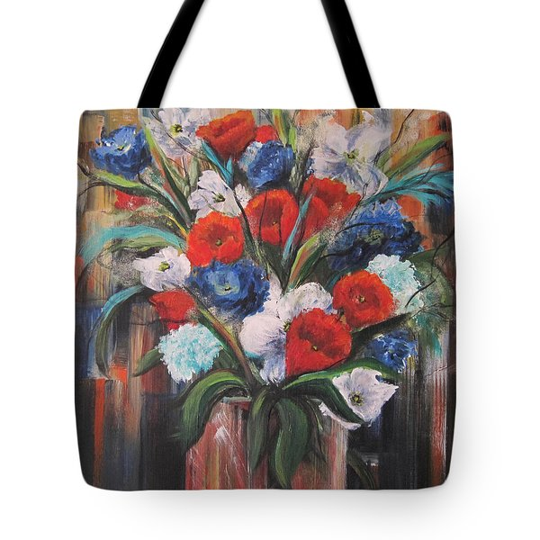 Flower Pride Tote Bag