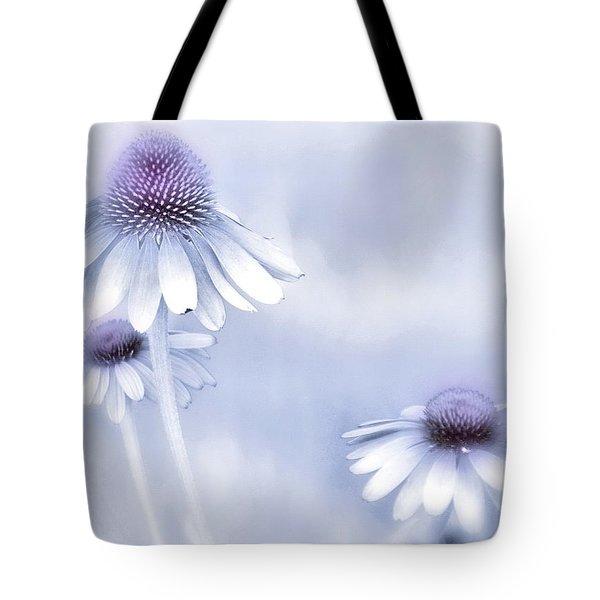 Flower Trio  Tote Bag