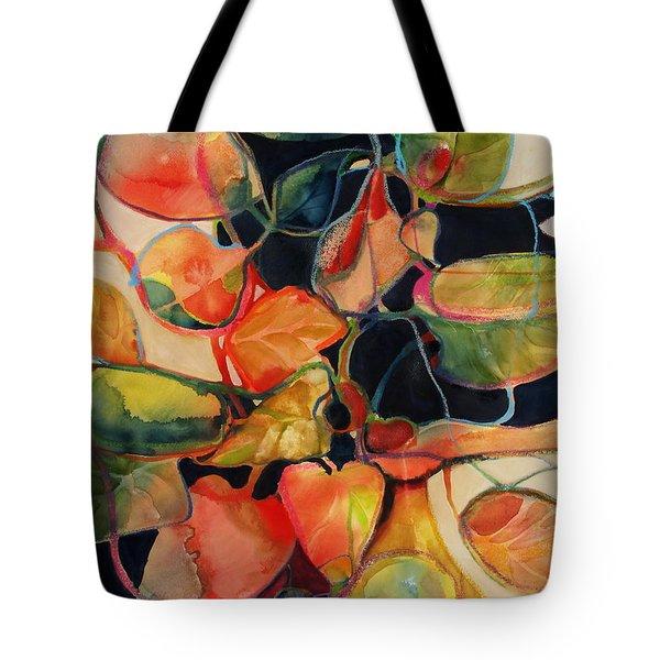 Flower Vase No. 5 Tote Bag