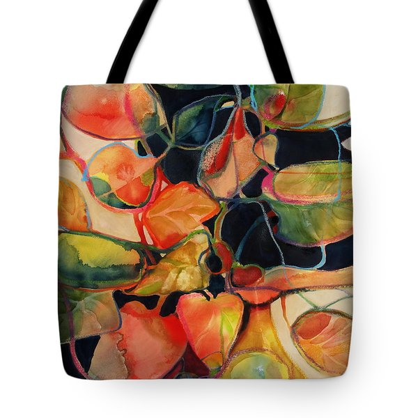 Flower Vase No. 5 Tote Bag