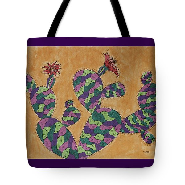 Tote Bag featuring the painting Flowering Pear by Susie Weber