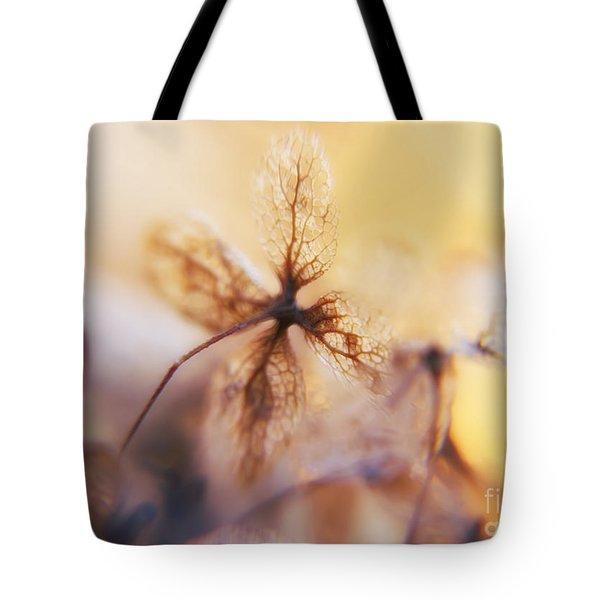 Flowers 3 Tote Bag by Justyna JBJart
