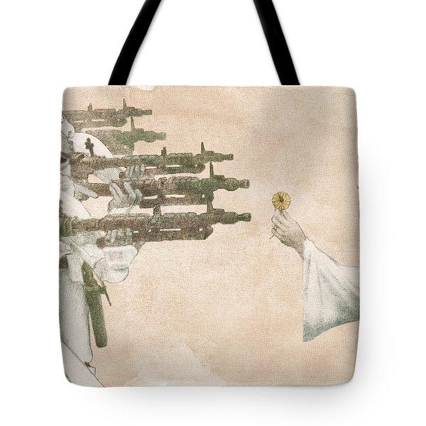 Flowers For Alderaan Tote Bag