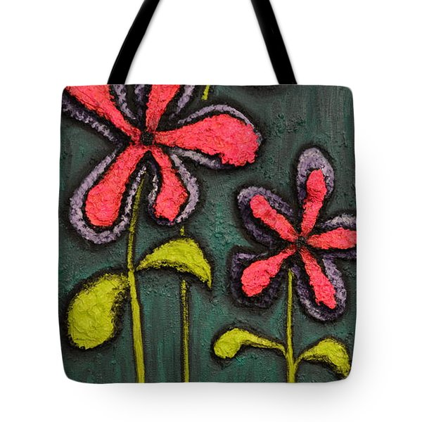 Flowers For Sydney Tote Bag