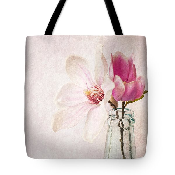 Flowers In A Bottle Tote Bag