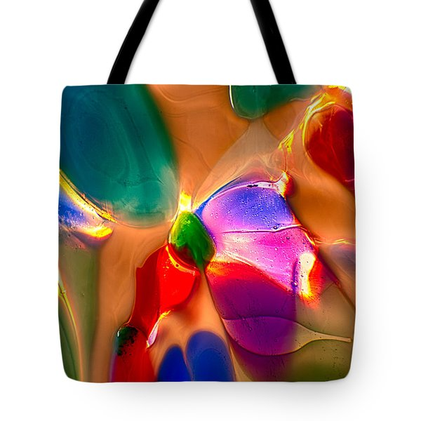 Flowers In The Attic Tote Bag by Omaste Witkowski