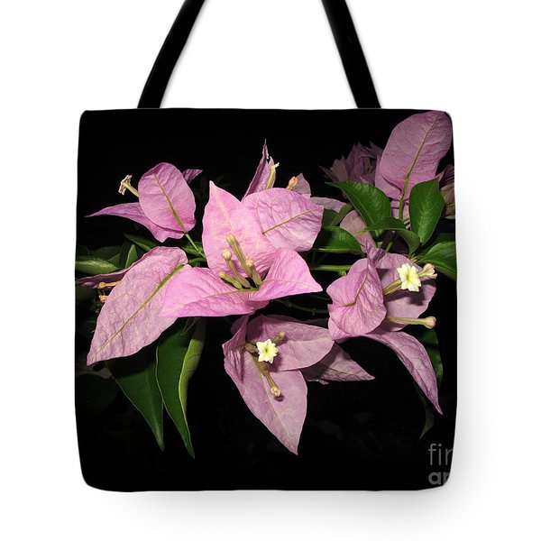 Tote Bag featuring the photograph Flowers Island Lembongan by Sergey Lukashin