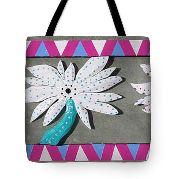 Flowers Of Spring Tote Bag by Robert Margetts