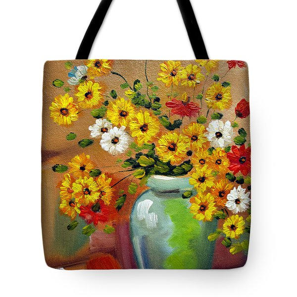 Flowers - Still Life Tote Bag
