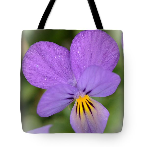 Flowers That Smile Tote Bag