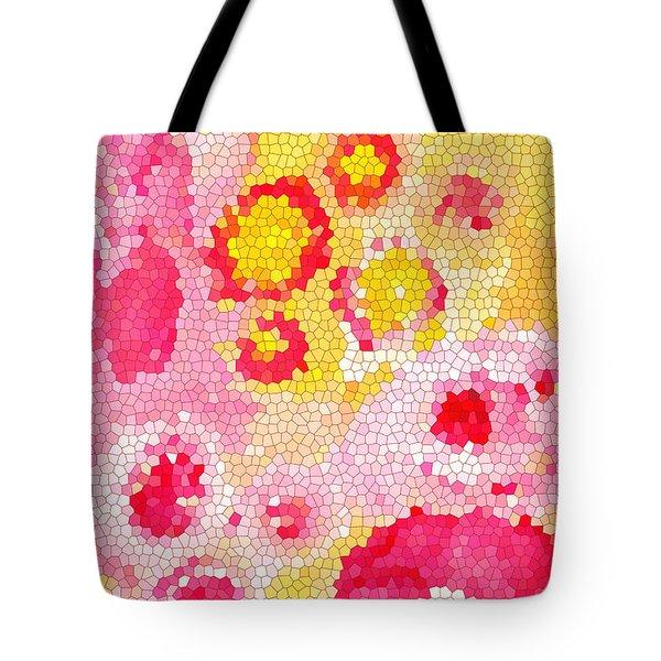 Flowers Vii Tote Bag by Patricia Awapara