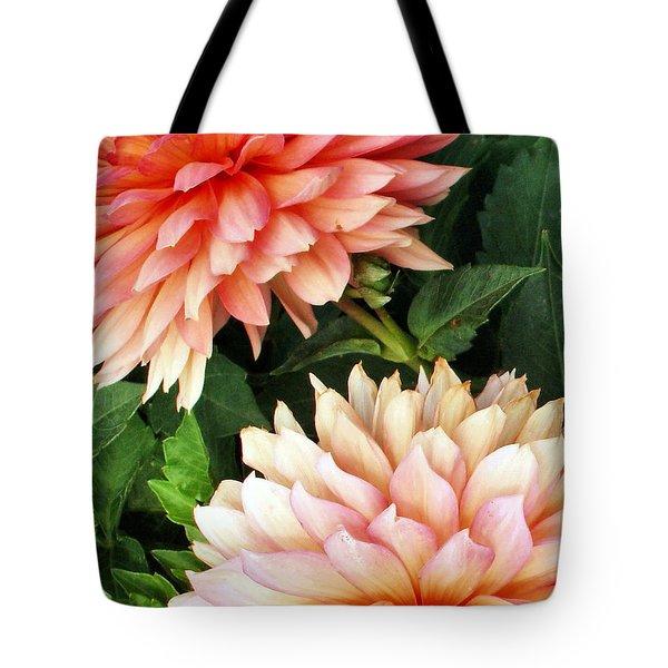 Flowers...warm Breeze Tote Bag