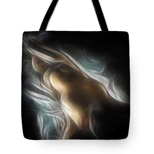 Flowing Nude 3689 Tote Bag by Timothy Bischoff