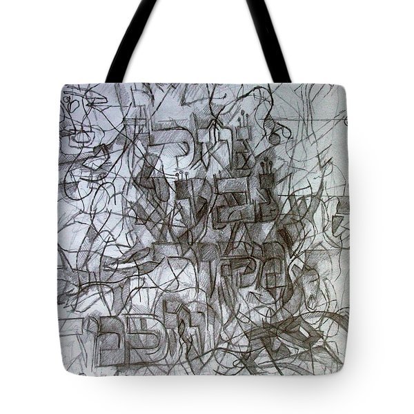 Flowing River The Source Of Wisdom 3 Tote Bag by David Baruch Wolk