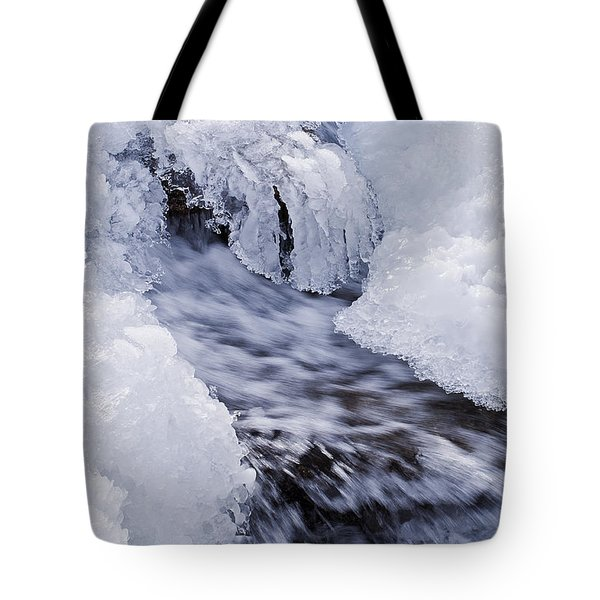 Flowing Tote Bag by Simona Ghidini