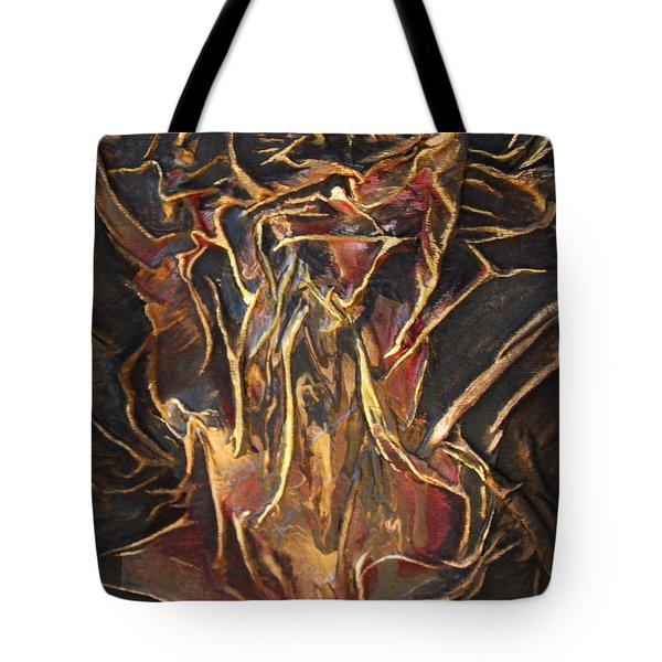 Flowing Tree Woman Tote Bag