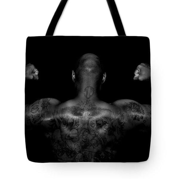 Body Art Tote Bag