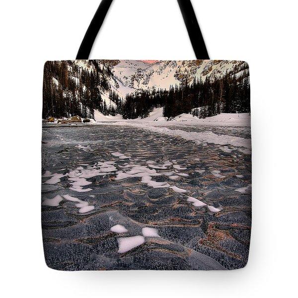 Flozen Dreams Tote Bag