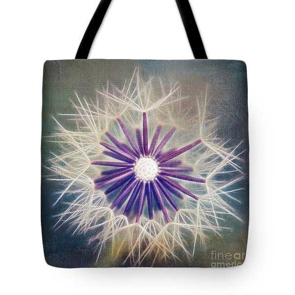 Fluffy Sun - 9bt2a Tote Bag by Variance Collections