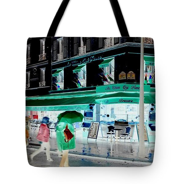 Fluidity In Motion  Tote Bag