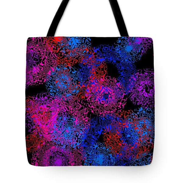 Flurxerg Tote Bag by Mark Blauhoefer