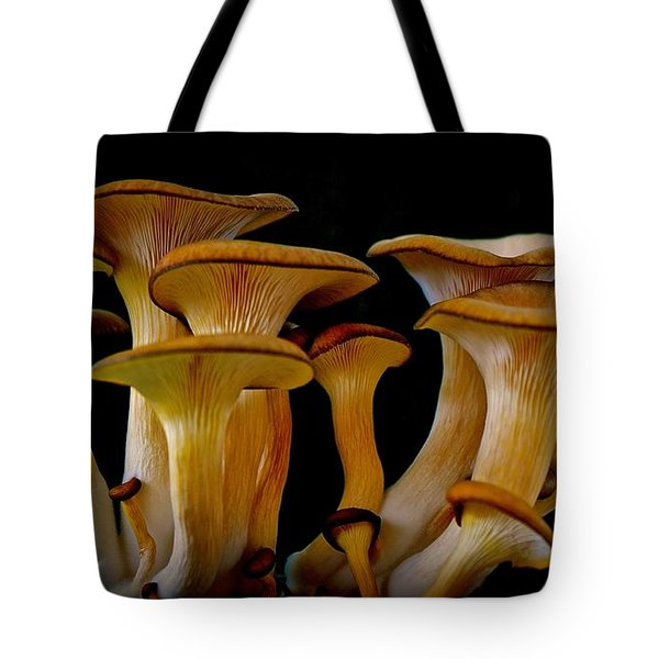 Fluted Clump Tote Bag by AnnaJo Vahle
