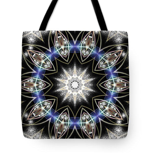 Flux Magnetism Tote Bag