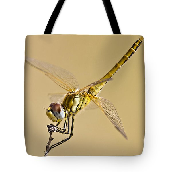 Fly Dragon Fly Tote Bag by Heiko Koehrer-Wagner