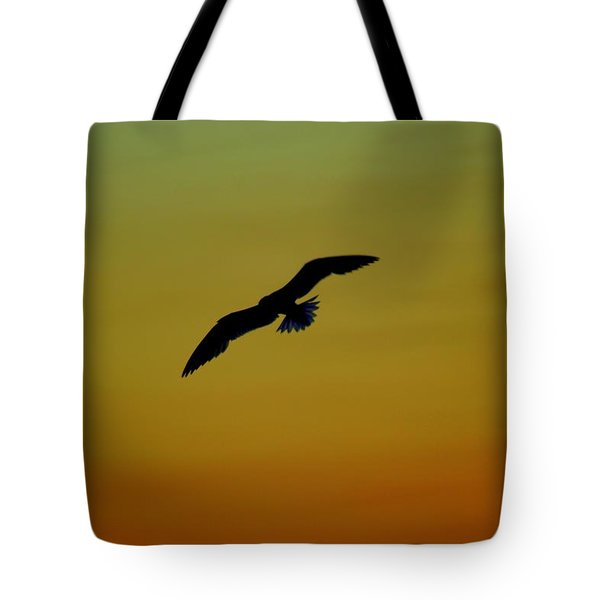 Fly High Free Bird Tote Bag