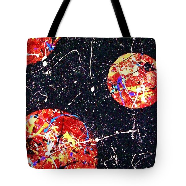 Fly Me To The Moon Tote Bag