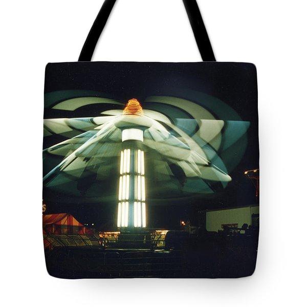 Flying  Bob Tote Bag