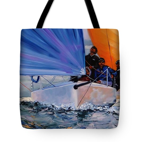 Flying Colors Two Tote Bag