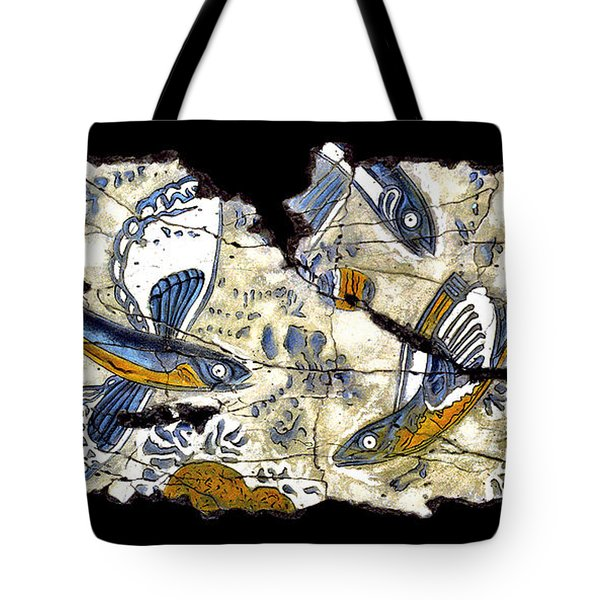 Flying Fish No. 3 Tote Bag