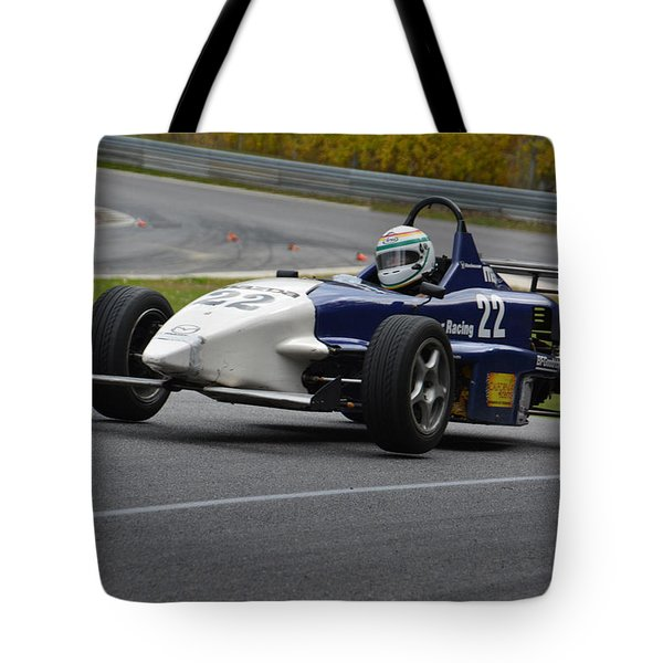 Flying Formula Tote Bag