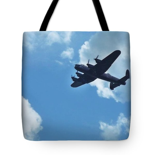 Flying High Tote Bag by John Williams